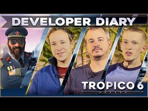 Градостроительная стратегия Tropico 6 раскрывает свои секреты в новом видеоролике