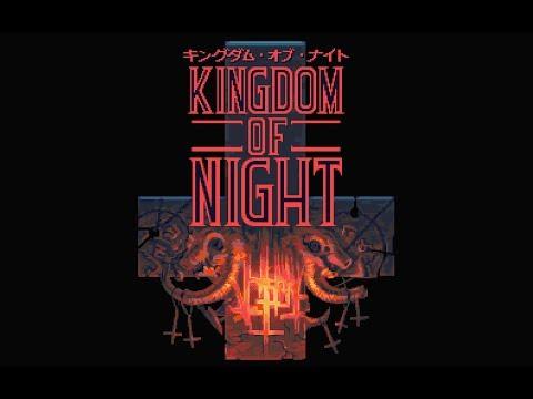Мрачная экшен-RPG в стилистике 80-х Kingdom of Night анонсирована для консолей и PC