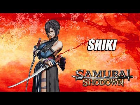 Одна катана хорошо, а две лучше! Трейлер Сики из Samurai Shodown