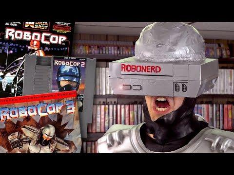 [Игровое эхо] 2 апреля 1991 года — выход RoboCop 2 для NES