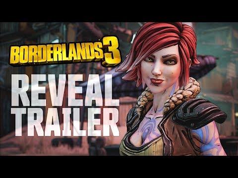 Специально для консолей восьмого поколения: Borderlands 3 официально анонсироана