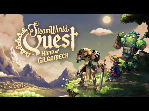 SteamWorld Quest выйдет на Nintendo Switch 25 апреля сего года!