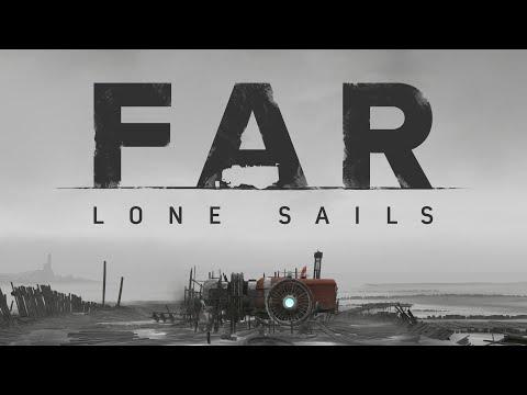 Необычная игра-путешествие  FAR: Lone Sails поступит в продажу 2 апреля на PS4 и Xbox One