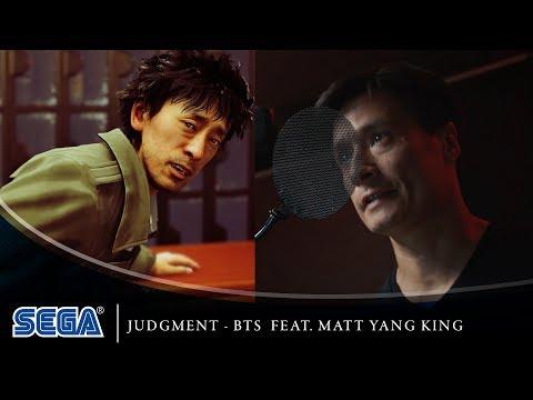 Новые трейлеры Judgment представляют двух героев и актёров их озвучивших