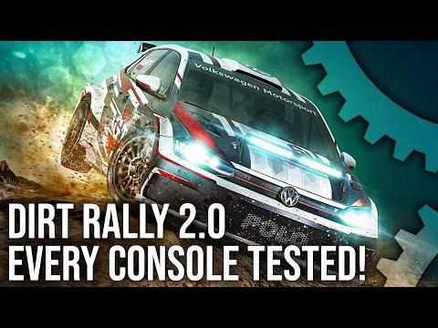Digital Foundry изучили технические особенности Dirt Rally 2.0. Лучше и хуже всего играть на Xbox