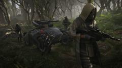 Ghost Recon: Breakpoint — «Призраки» против «Волков» на острове Аврора
