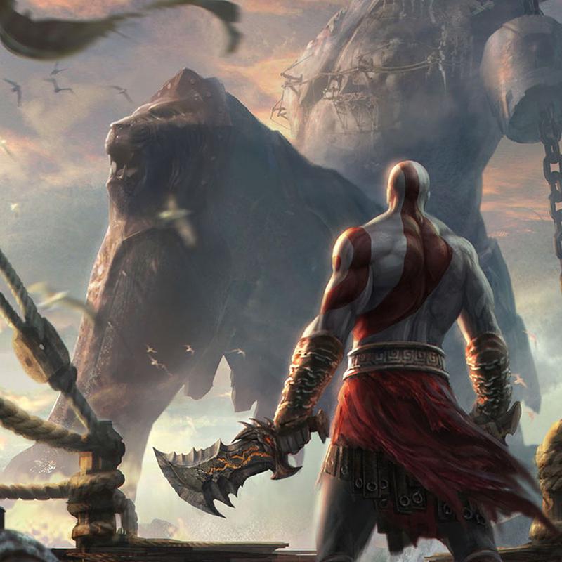 [Игровое эхо] 22 марта 2005 года — выход God of War для PlayStation 2