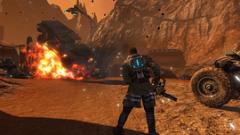 Лучше быть красным, чем мёртвым – Red Faction Guerrilla Re-Mars-tered анонсирована для Switch