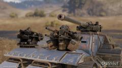 В свежем обновлении «Всадники апокалипсиса» для онлайн-экшена Crossout появится режим «Свой бой»