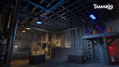 Приключенческий экшен про боевую обезьянку с узи Tamarin анонсирован для PS4 и PC