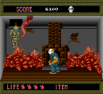 [Игровое эхо] 3 апреля 1990 года — выход Splatterhouse для TurboGrafx-16