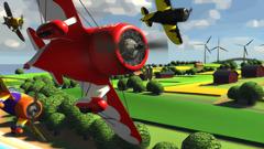 Релизный трейлер симулятора полётов с открытым миром Ultrawings для Switch
