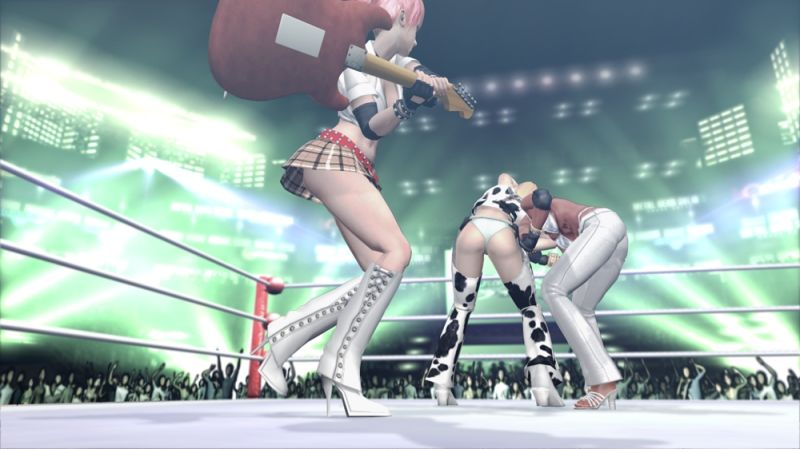 [Игровое эхо] 28 марта 2006 года — выход Rumble Roses XX для Xbox 360