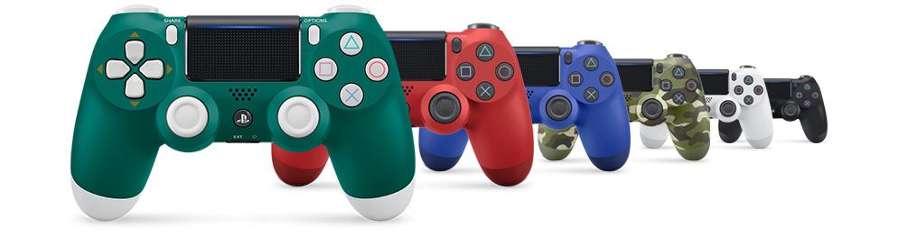 Альпийская зелень: Новый DualShock 4 поступит в продажу 15 апреля