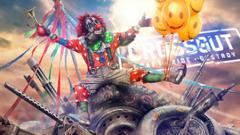 Первое апреля в онлайн-экшене Crossout: смертельные битвы на самых безумных тачках