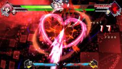 Трейлер Харт Айно из Arcana Heart для BlazBlue: Cross Tag Battle